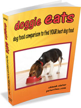 doggie eats cover
