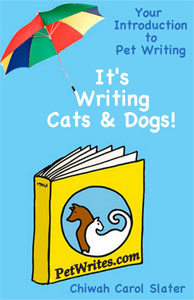 Writing Cats and Dogs cover