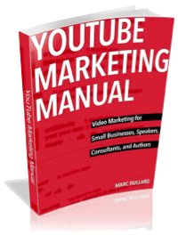 M. Bullard YouTube Marketing Manual 2013
