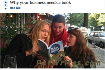 Why Focus on How to Write a Book for Your Business?