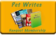 Pet Writes Hangout Mshp Card