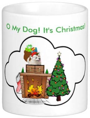 O My Dog! mug front view