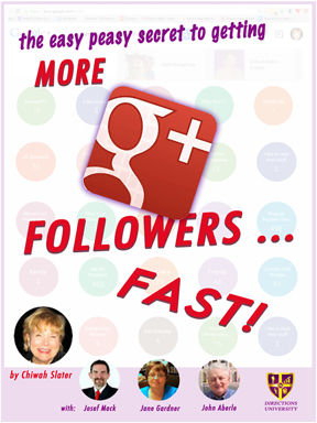 Easy Peasy Secret to Getting More G+ Followers ... FAST!
