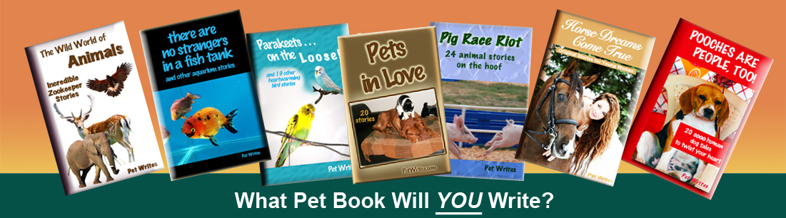 7 Pet Books